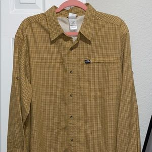 North Face Button-Down